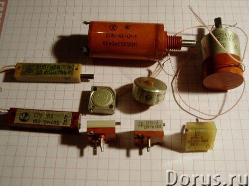 Купим радиодетали, радиотехническое и контрольно-измерительно оборудование, ЭВМ - Радиоэлектроника -..., фото 3